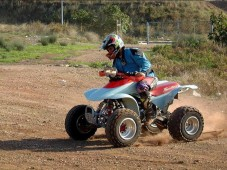 Moto 4 Off Road (60min) c/ fotos e video HD